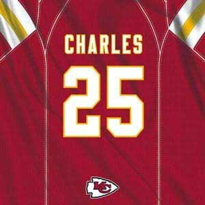 Jamaal Charles- Kansas City Chiefs