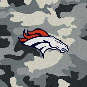 Denver Broncos Camo
