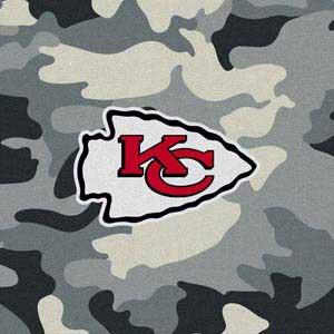 Kansas City Chiefs Camo