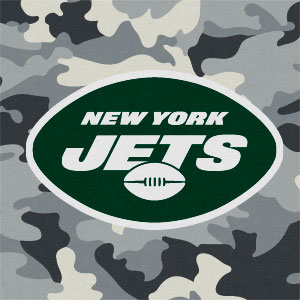 New York Jets Camo