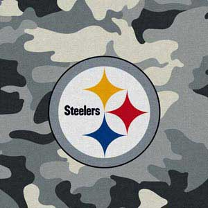 Pittsburgh Steelers Camo