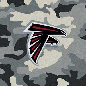 Atlanta Falcons Camo