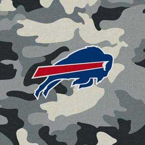 Buffalo Bills Camo