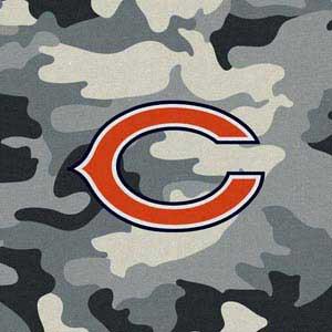 Chicago Bears Camo