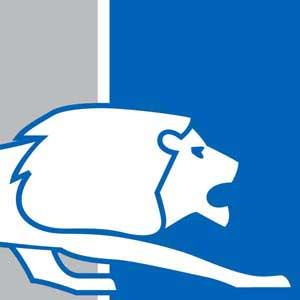 Detroit Lions Retro Logo