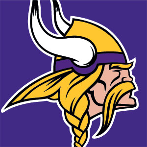 Minnesota Vikings Retro Logo