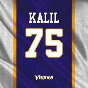 Matt Kalil Minnesota Vikings