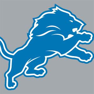 Detroit Lions Large Logo