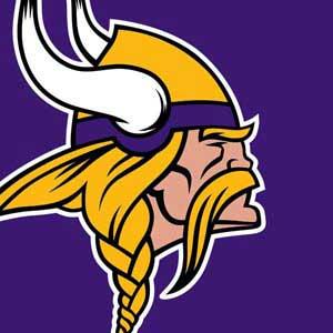 Minnesota Vikings Large Logo