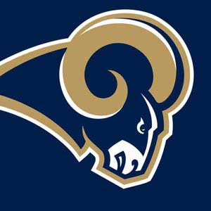 St. Louis Rams Large Logo