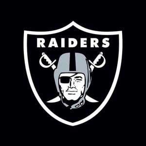 Oakland Raiders Large Logo