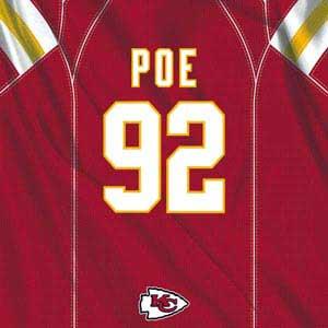 Dontari Poe Kansas City Chiefs