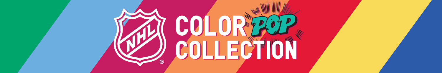 Designs for NHL Color Pop Collection