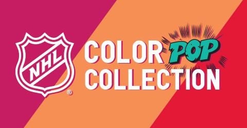 NHL Color Pop Design Collection