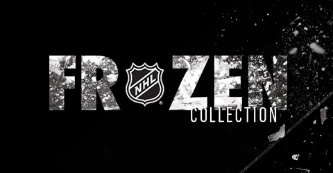 NHL Frozen Design Collection