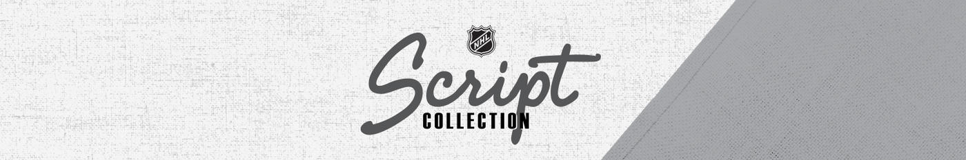 Designs for NHL Script Collection