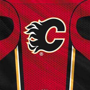 Calgary Flames Home Jersey