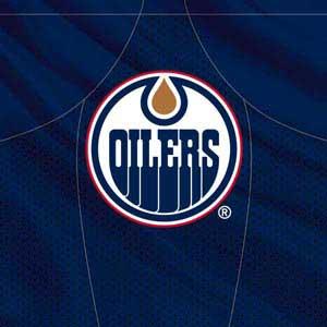 Edmonton Oilers Home Jersey
