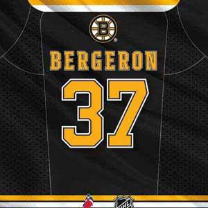 Boston Bruins #37 Patrice Bergeron