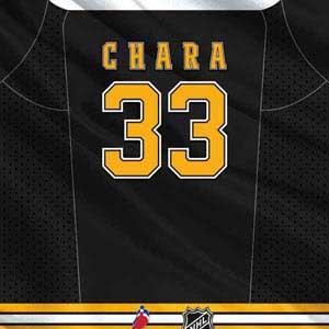 Boston Bruins #33 Zdeno Chara