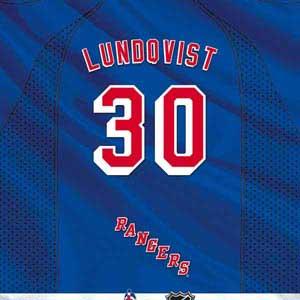 New York Rangers #30 Henrik Lundqvist