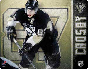 Sidney Crosby Penguins Action Shot