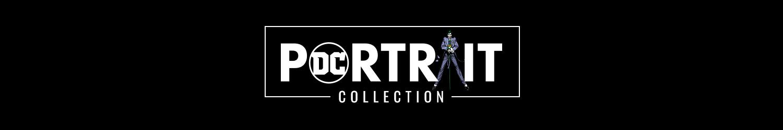Designs for DC Comics Portrait Collection