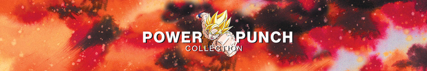 Designs for Dragon Ball Z Power Punch Collection