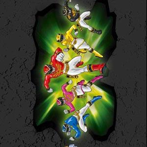 Megaforce Power Rangers