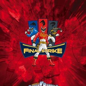 Power Rangers Megaforce Final Strike!