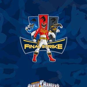 Megaforce Final Strike Pose