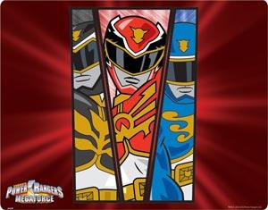 Megaforce Trio