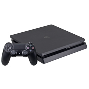 PS4 Slim Bundle Skins