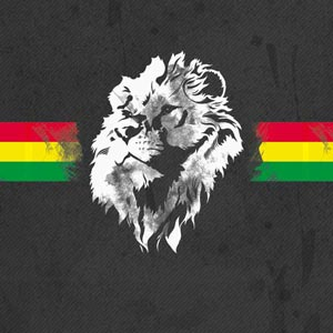 Horizontal Banner -  Lion of Judah