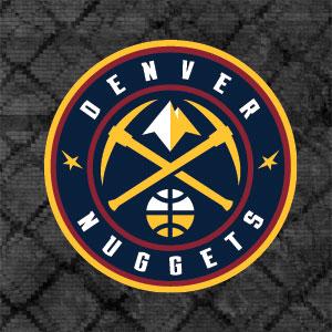 Denver Nuggets Dark Rust