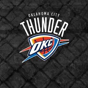 Oklahoma City Thunder Dark Rust