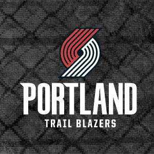 Portland Trailblazers Dark Rust