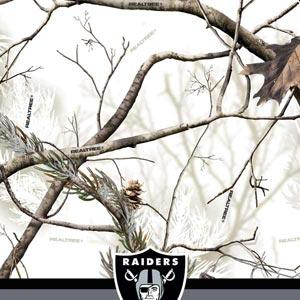Realtree Camo Oakland Raiders