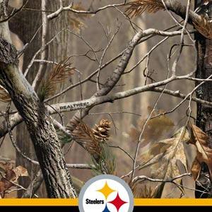 Realtree Camo Pittsburgh Steelers