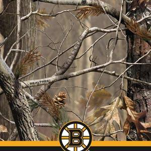 Realtree Camo Boston Bruins