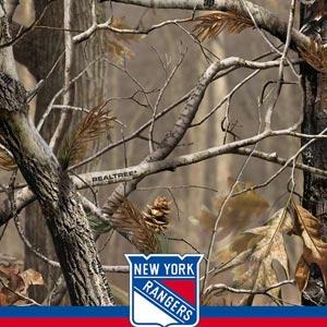 Realtree Camo New York Rangers