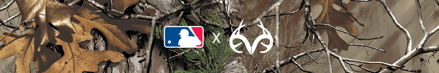 MLB Realtree Camo Design Collection