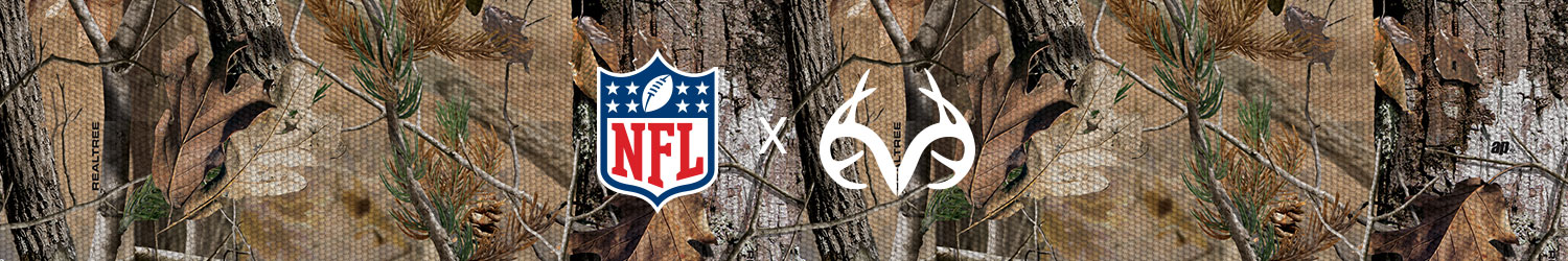 NFL Realtree Camo Design Collection