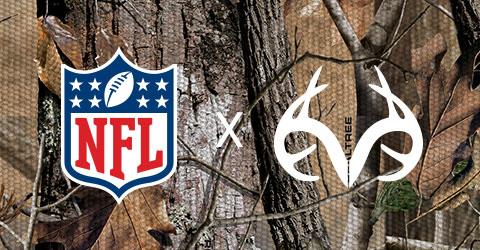 Designs for NFL Realtree Camo