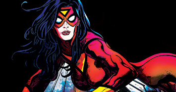 Browse Spider-Woman Designs