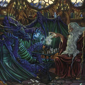Wizard Dragon Chess