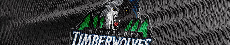 Minn. Timberwolves Banner