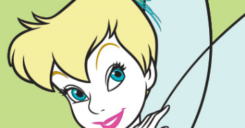 Browse Tinker Bell Designs