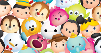 Browse Tsum Tsum Designs