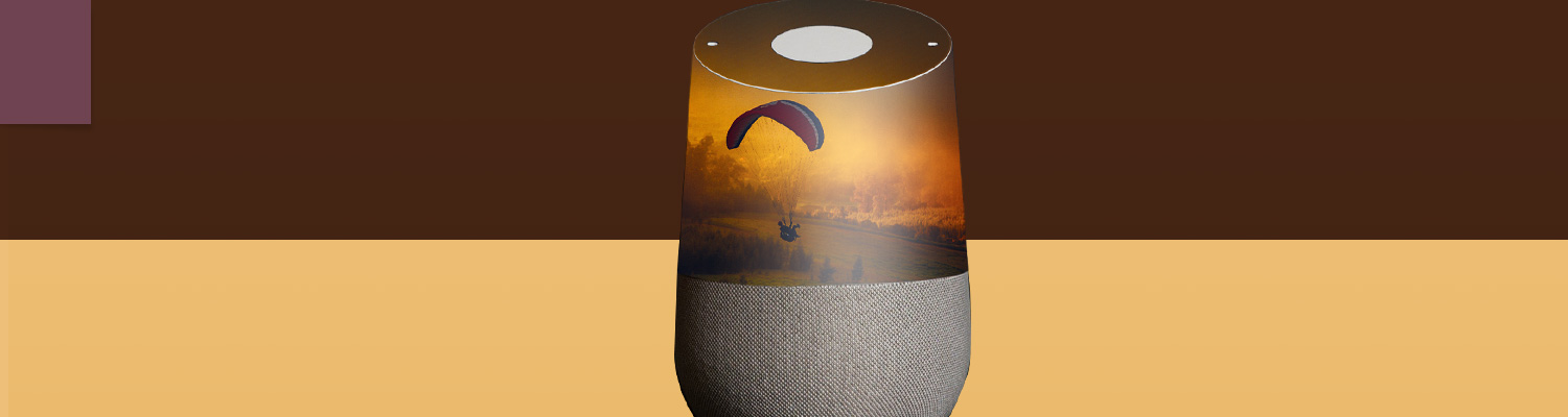 Create Your Own for Custom Google Home Skins